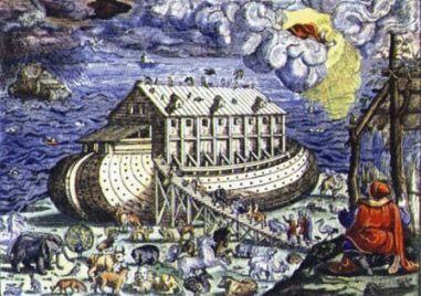 L 39 arche de no site arch ologique for Tableau de l arche de noe