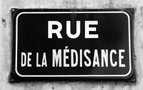 La Médisance - 2